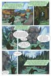 The Green Lancer Comic - Installment #2