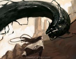 Beloved Nemesis by WestlyLaFleur
