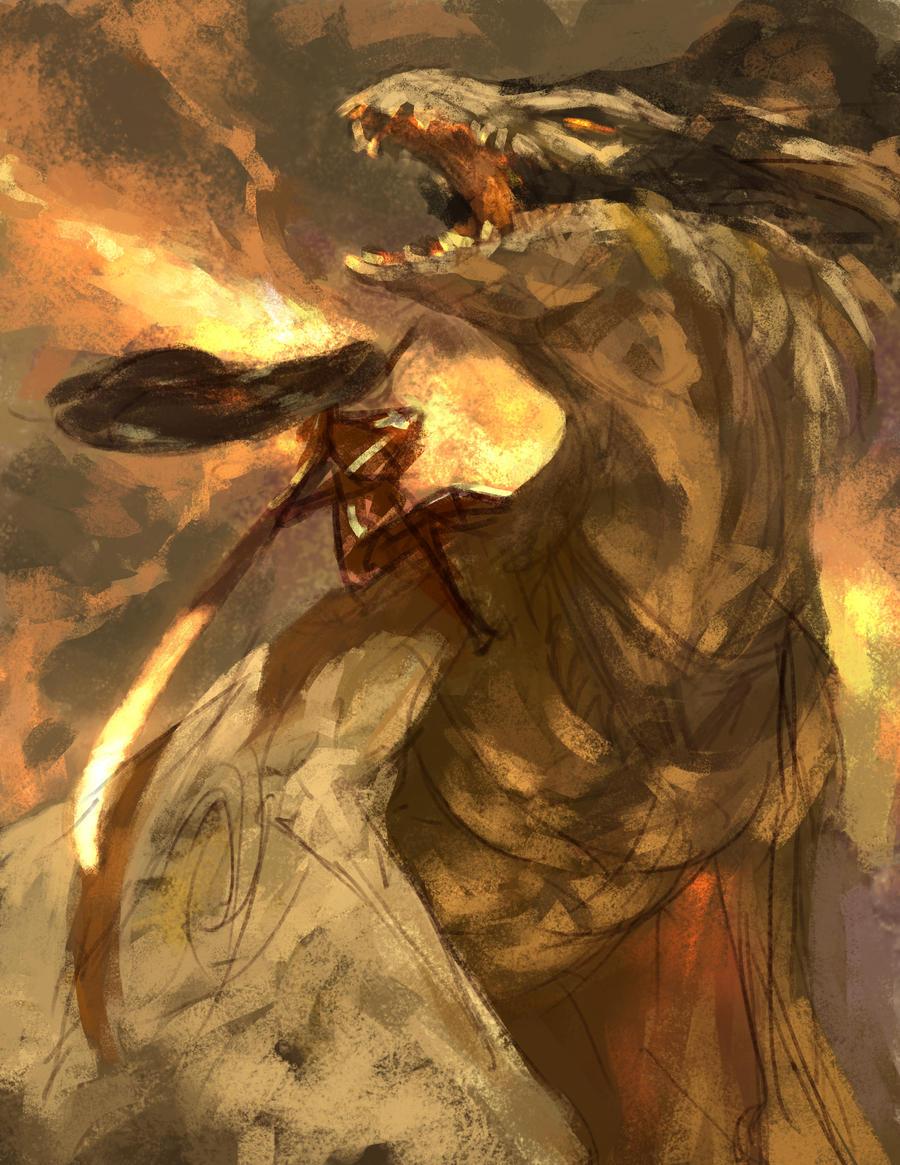 Dragon Princess, Ivory Dawn