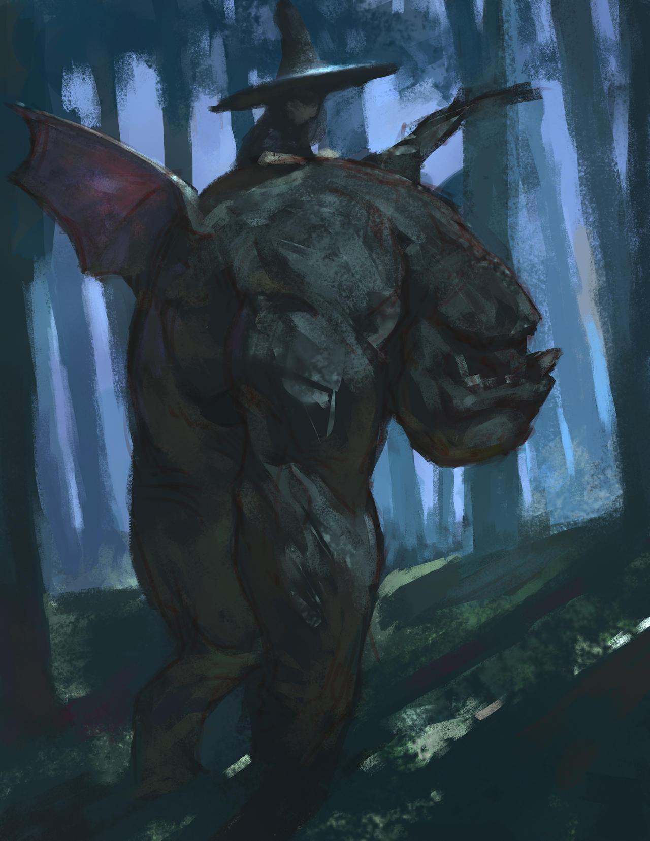 Smol Witch, Fat Dragon