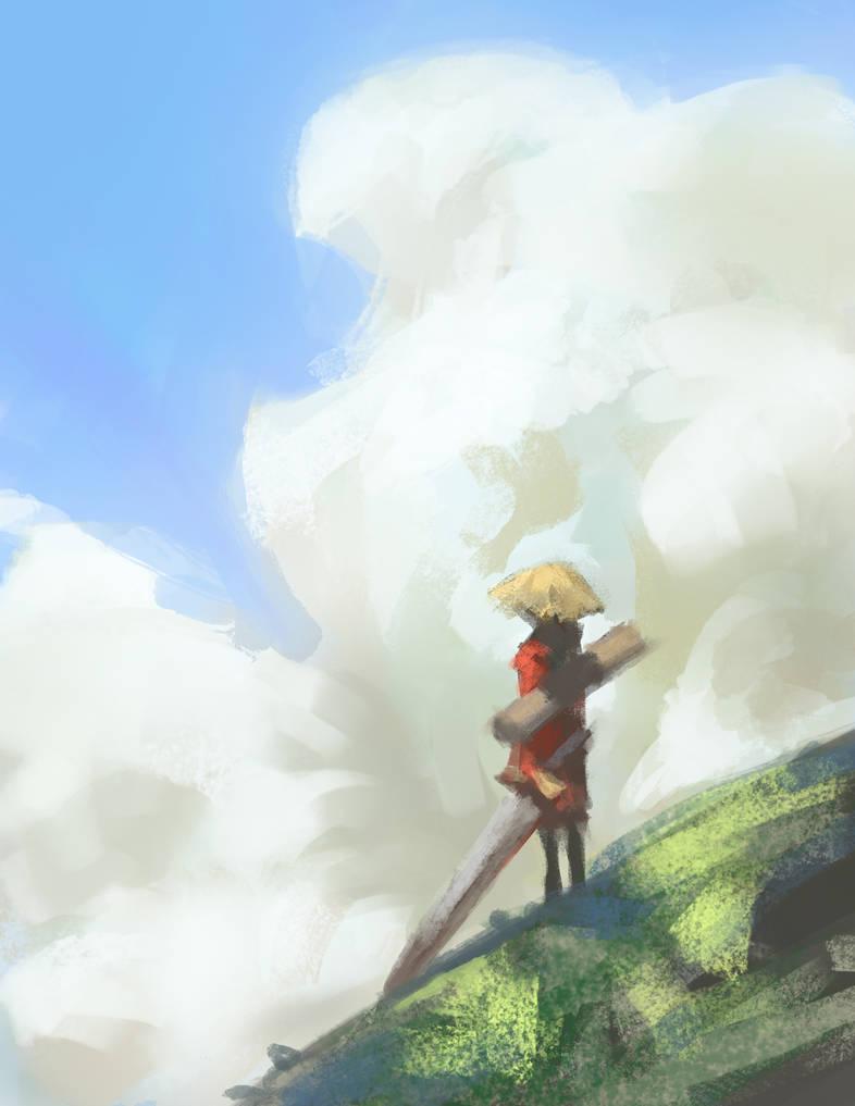 Leap Sword by WestlyLaFleur