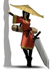 Return of Leap Sword Girl