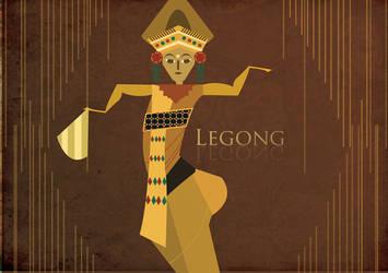 Legong Dance #2