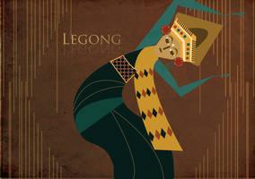 Legong Dance #3