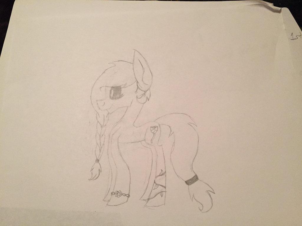 Quick Sketch by TheKittyKatUnion