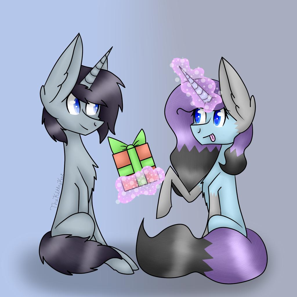 Birthday Gift by TheKittyKatUnion