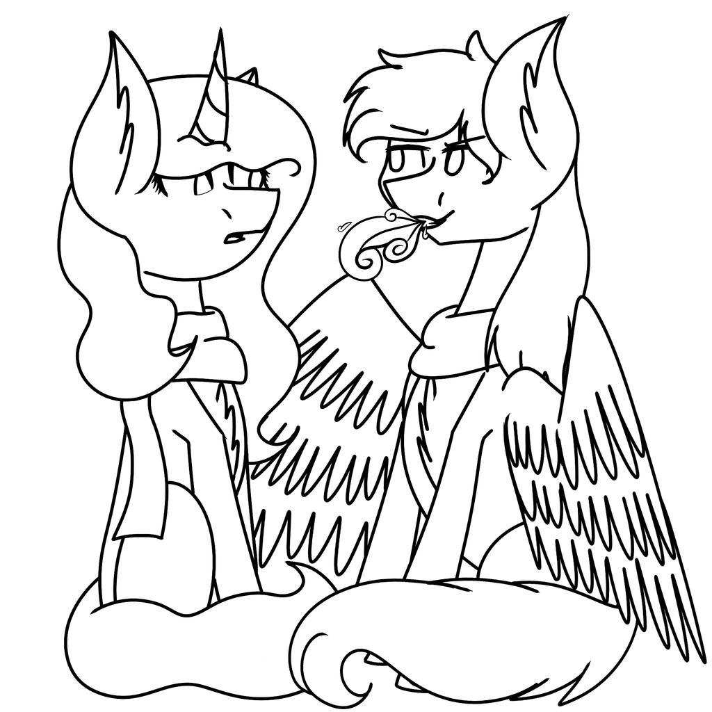 [COLLAB] WingLightWolf by TheKittyKatUnion