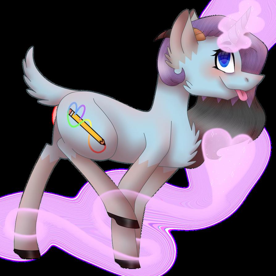 Oh Hey My Ponysona Changed by TheKittyKatUnion