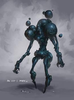 Monster No. 037