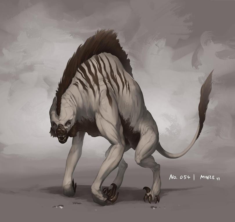 Monster No. 054