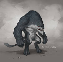 Monster No. 064 by Onehundred-Monsters