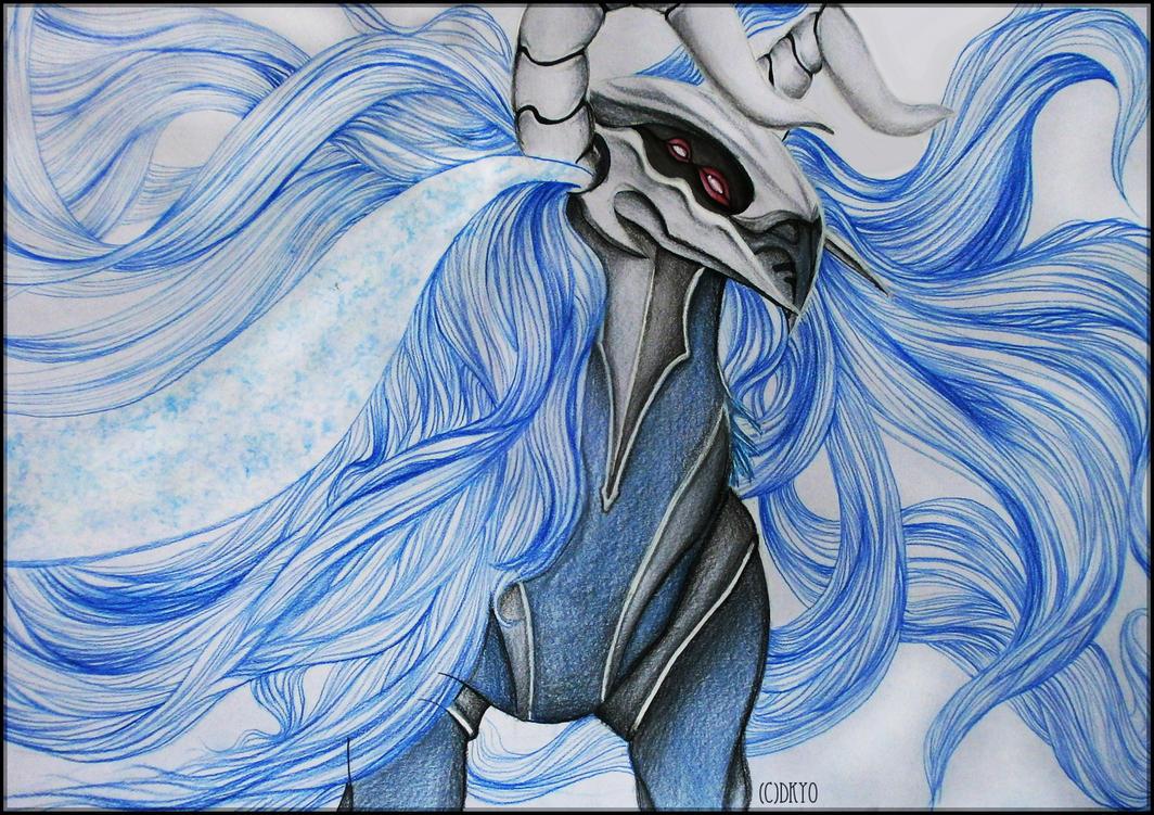 Wind Spirit Aion By Dkyo On DeviantArt - Wind spirit