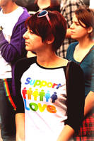I support love by MakintoshBrigade