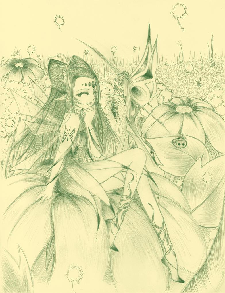 61. Fairytale by galgje