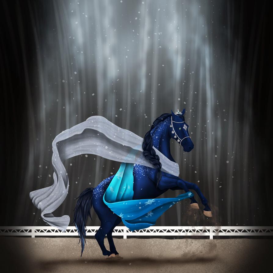 Star- Royally Frozen II by BlueFire-Phoenix