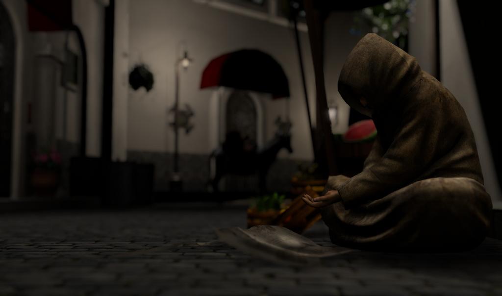 Street Poor by Ronin-kin