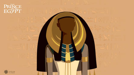 Queen Tuya - The Prince of Egypt 1998