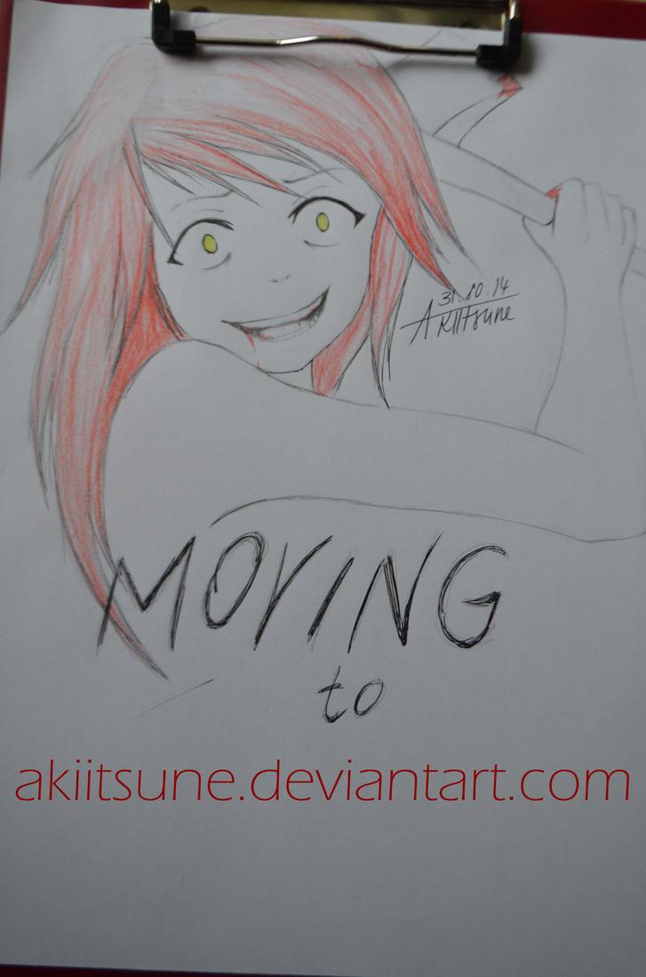 Moving. by Yugori-chan