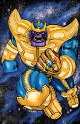 Thanos!!! by Sapoman