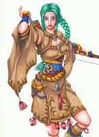 Archery Clothes by Avia-tika