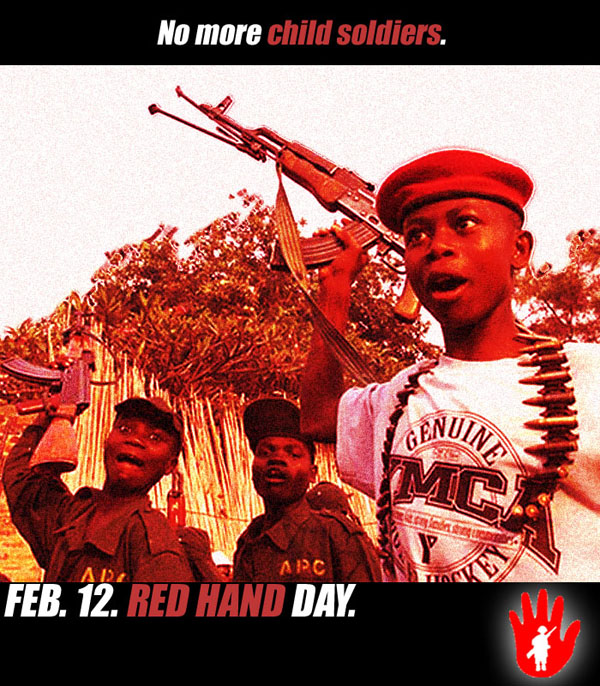 AGENDA: Global Hand Days! Red_Hand_Day_by_Kapalsky