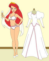 Before The Wedding by DISNEYPINUP