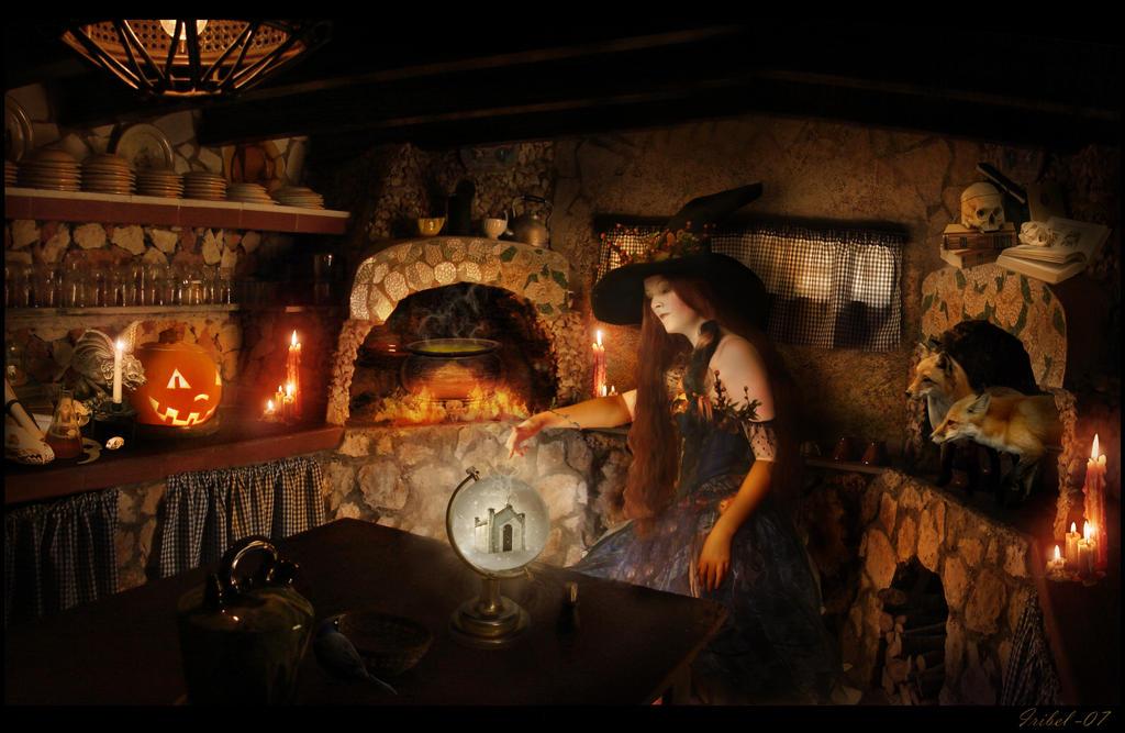 All Hallows' Eve by Iribel