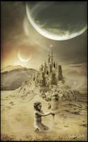 The Sandstorm by Iribel