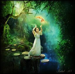 To Catch A Golden Bird by Iribel