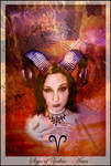 Sign of Zodiac - Aries by Iribel