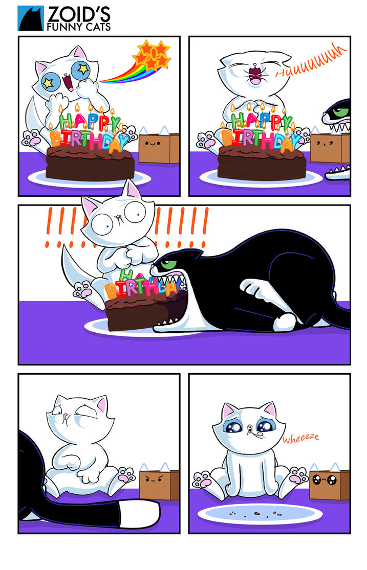 Happy Birthday Rugford - 5 by KingZoidLord
