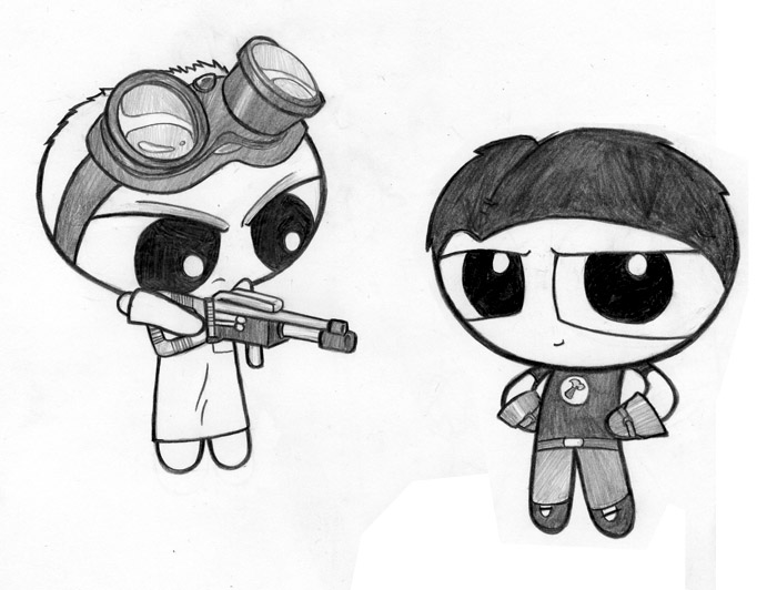 Puffed: Dr. Horrible by Syggie