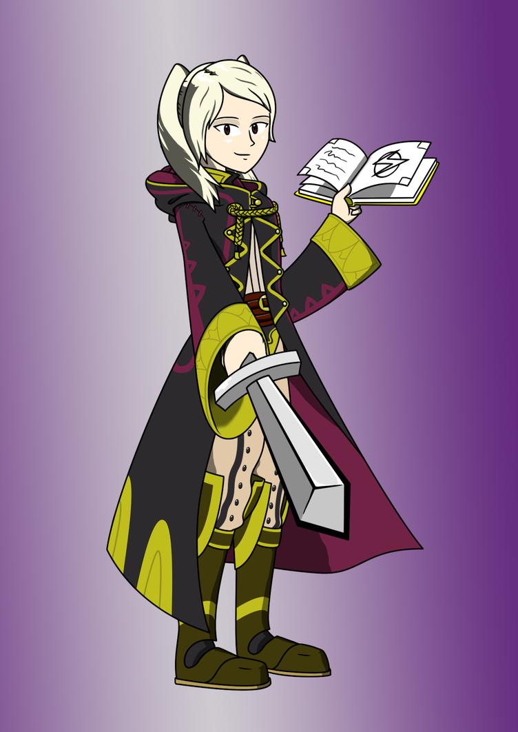 Female Robin by Syggie