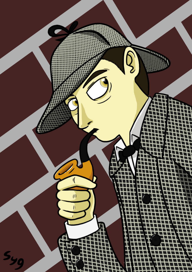 Detective Data by Syggie