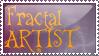 Fractal Artist Stamp by ojad0