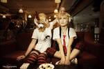 Kagamine Twin - Dating