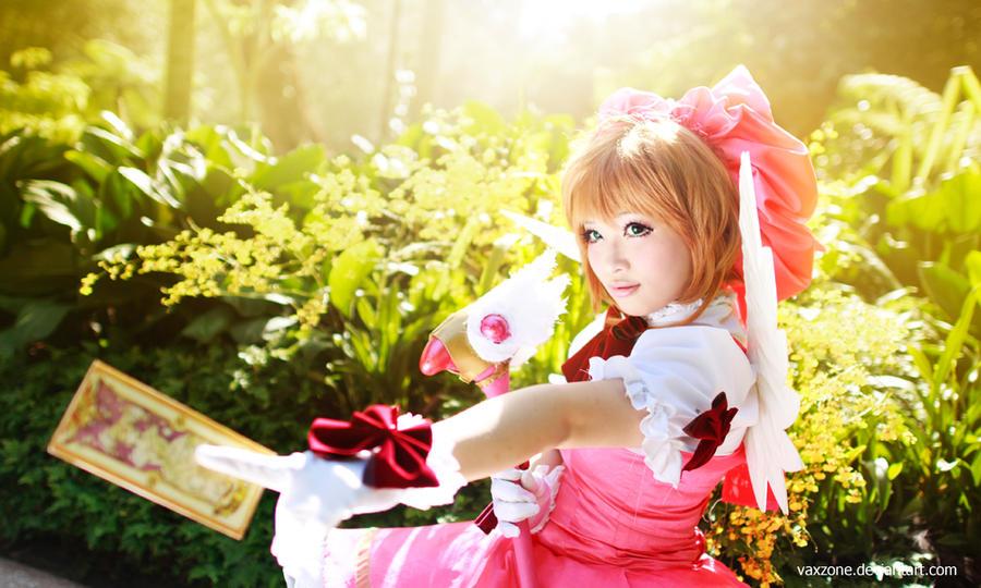 Cardcaptor Sakura by vaxzone