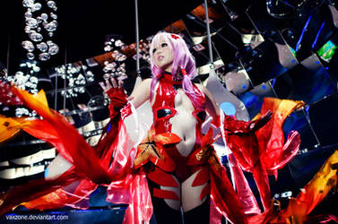 Guilty Crown - E G O I S T by vaxzone