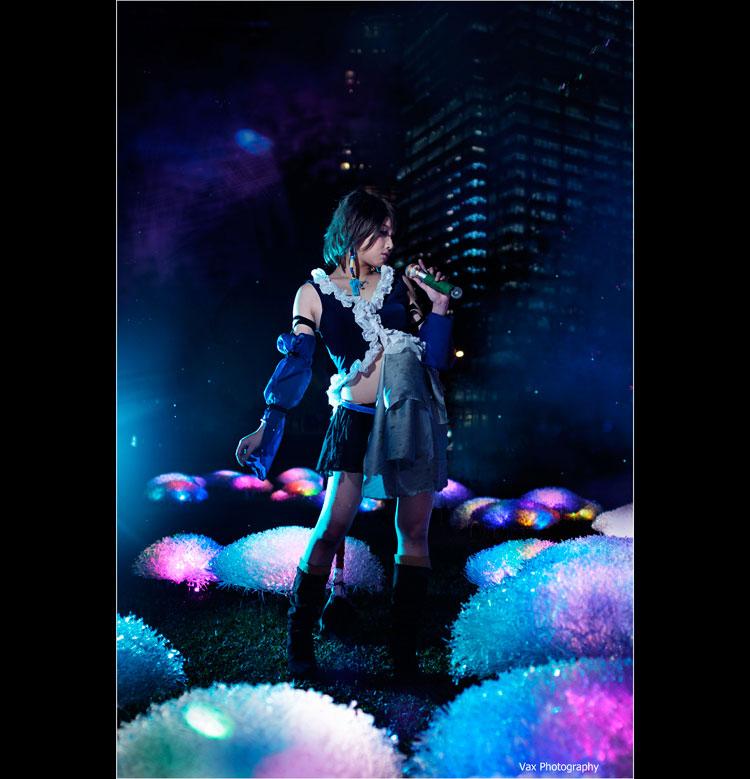Final Fantasy X-2 - Yuna by vaxzone