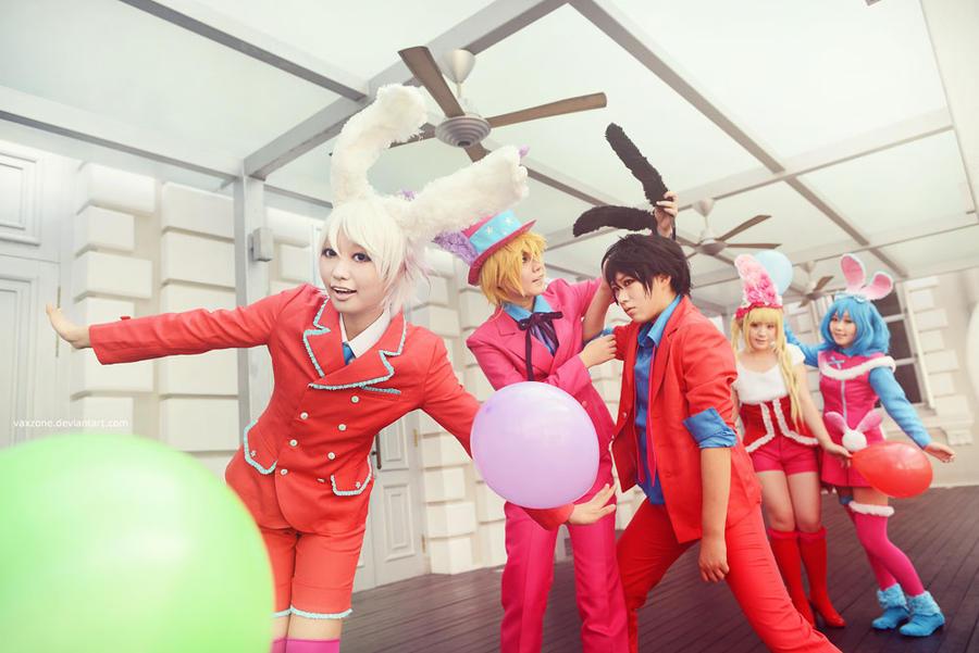 Karneval - Let's Celebrate by vaxzone