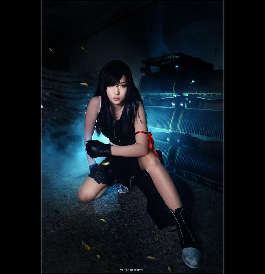 Final Fantasy VII - Tifa Lockhart by vaxzone