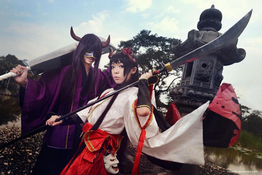 Inu x Boku SS - Ririchiyo n Kagerou by vaxzone