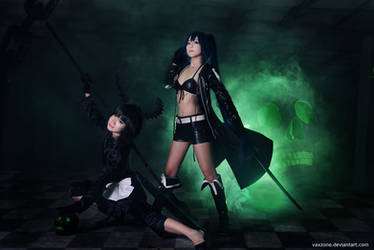 BRS - In the Dark Side by vaxzone