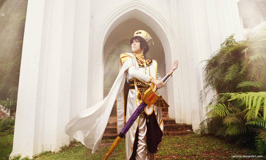 Code Geass-  The Eleventh Prince by vaxzone
