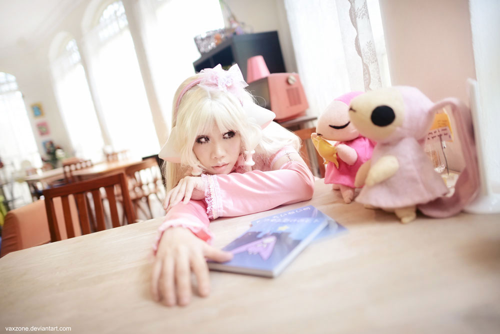 Chobits - Lazy Day by vaxzone