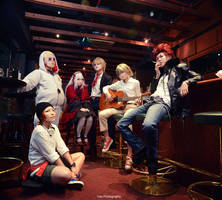 K Project - Red Clan