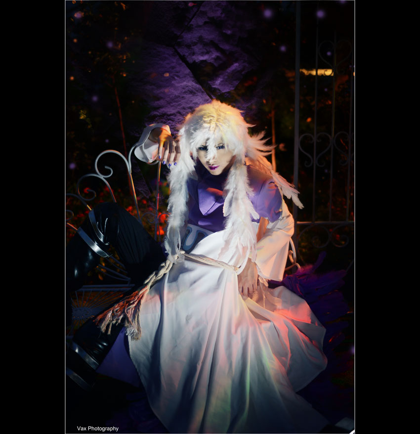 Aquarion EVOL - Mikage by vaxzone