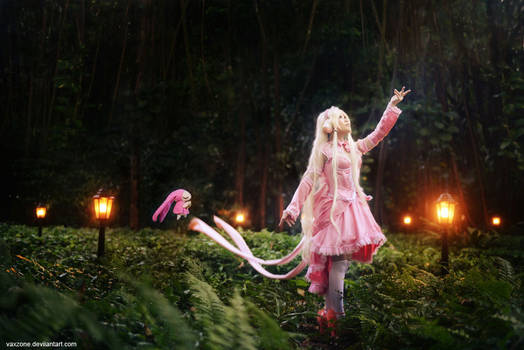 Chobits - The wandering Chii