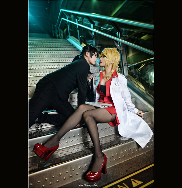 Psycho-Pass - The Lover by vaxzone