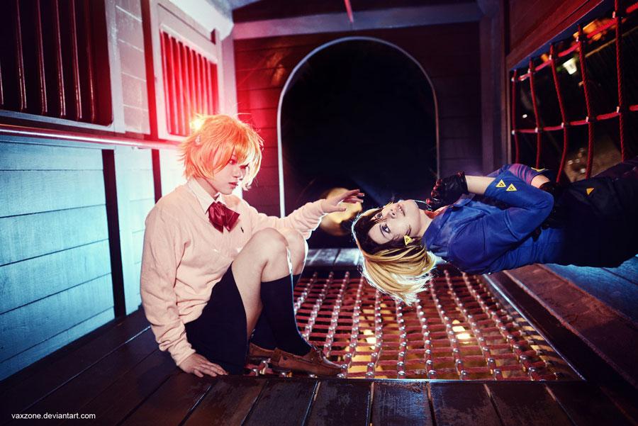 Majin Tantei Nougami Neuro - Not Alone by vaxzone